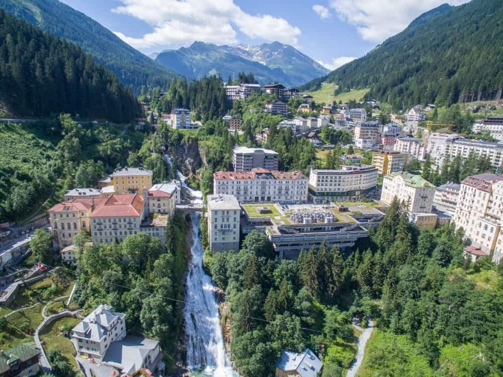 Bad Gastein & Wasserfall