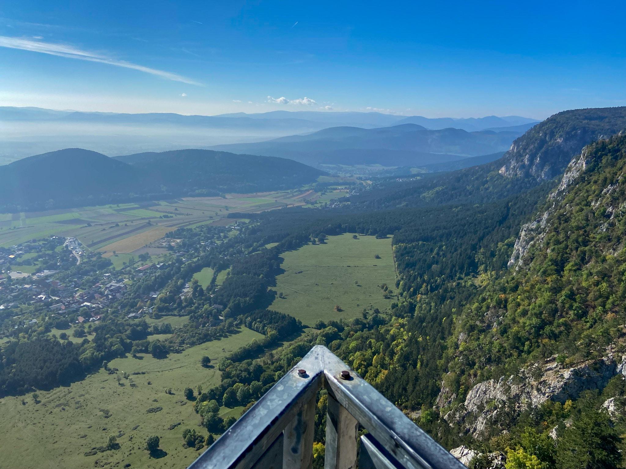Naturpark Hohe Wand- Skywalk