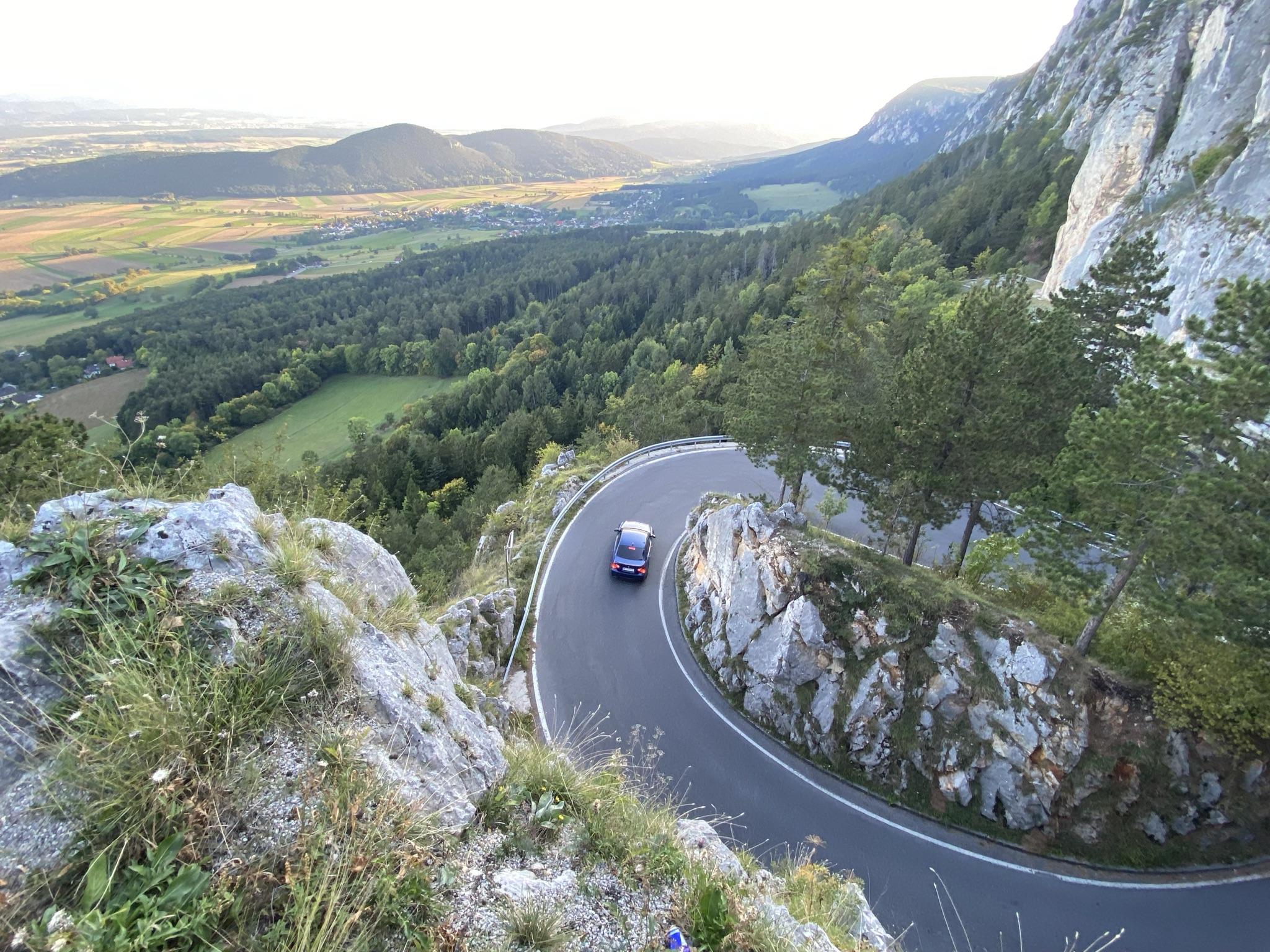 Niederösterreich: Naturpark Hohe Wand