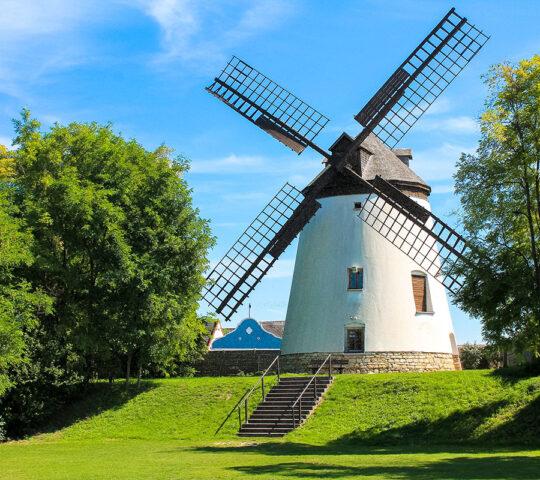 Windmühle von Podersdorf