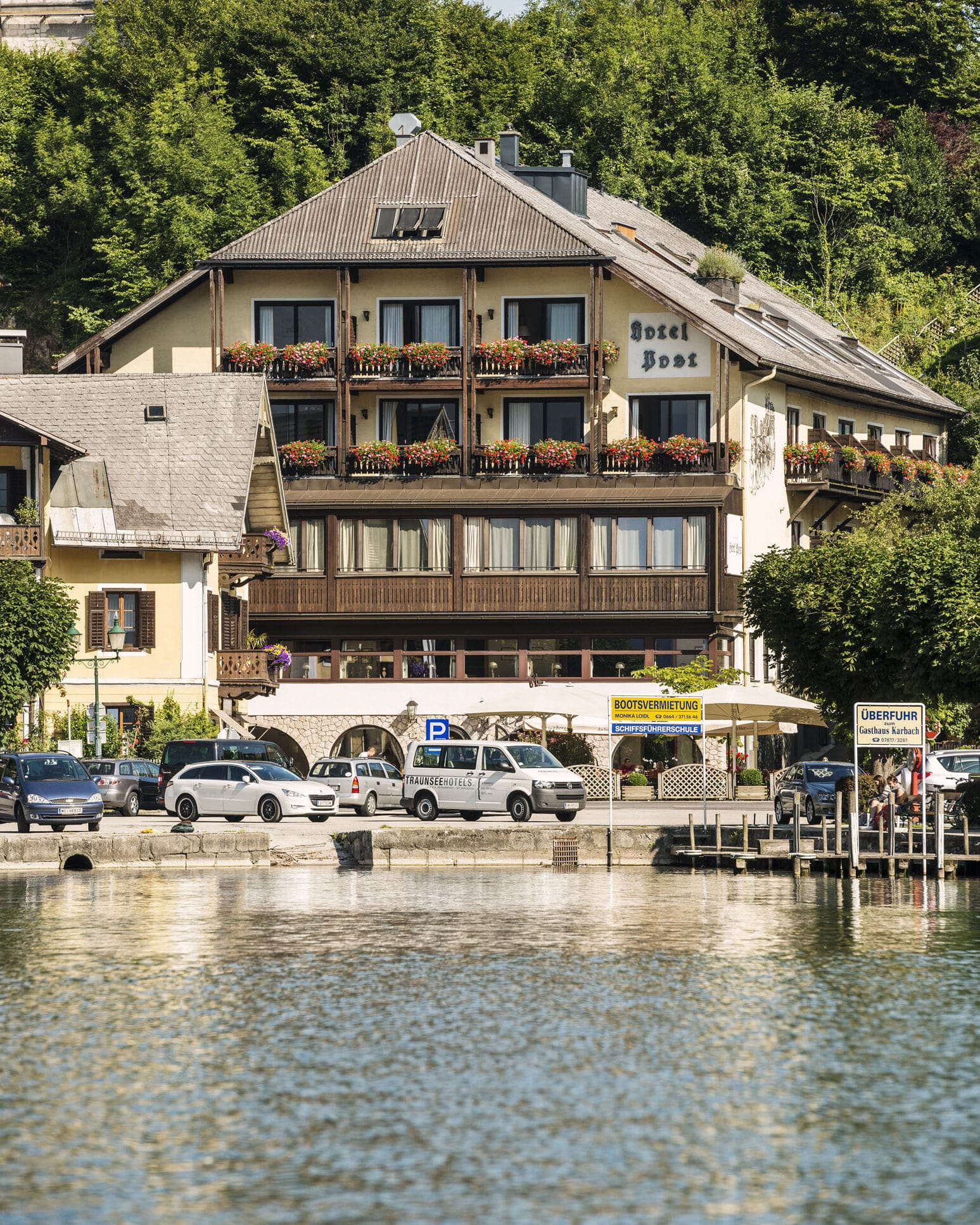 Hotel Post am See